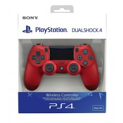 Controller V2 originale Sony Playstation 4 Dualshock Wireless PS4 Magma RED DS4