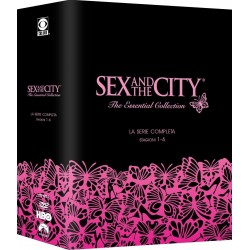 SEX AND THE CITY the Essential Collection - Stagione 1-6 Cofanetto 18 DVD completo