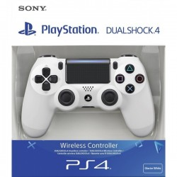 Controller V2 originale Sony Playstation 4 Wireless PS4 GLACIER WHITE DS4