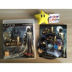 TWO WORLDS II 2 per Playstation 3 PS3 Usato Garantito italiano
