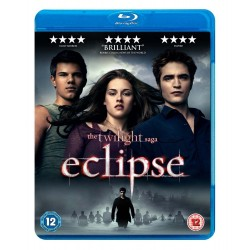 ECLIPSE - THE TWILIGHT SAGA film Blu-Ray originale