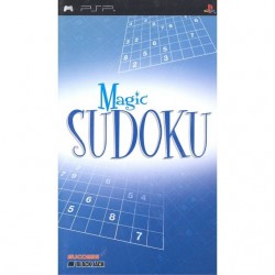 MAGIC SUDOKU per PSP nuovo italiano Playstation Portable Umd