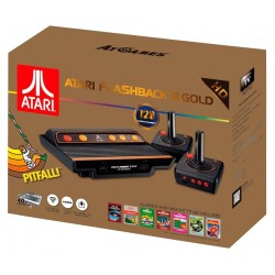 console ATARI FLASHBACK 8 GOLD HD (120 giochi) retrò