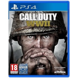 Preordine 3 novembre CALL OF DUTY WWII WORLD WAR 2 PS4 Playstation 4 italiano