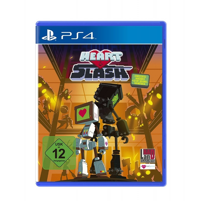HEARTH & SLASH per Sony Playstation 4 PS4 nuovo