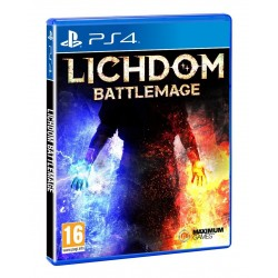 LICHDOM BATTLEMAGE per Sony Playstation 4 PS4 nuovo