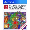 ATARI FLASHBACK CLASSICS VOL. 1 per Sony Playstation 4 PS4 nuovo