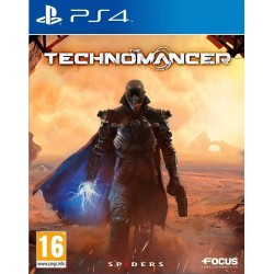 THE TECHNOMANCER nuovo Playstation 4 PS4