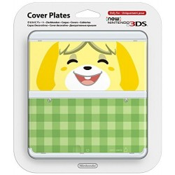 COVERPLATE decorativa skin per New Nintendo 3DS 006 Animal Crossing
