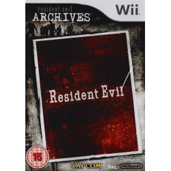 RESIDENT EVIL Archives per Nintendo Wii nuovo