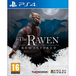 Preordine 13 marzo 2018 - THE RAVEN REMASTERED nuovo Playstation 4 PS4