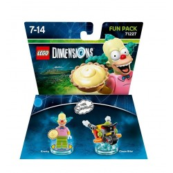 Lego Dimensions Fun Pack - THE SIMPSONS KRUSTY 71227