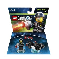 Lego Dimensions Fun Pack - The LEGO MOVIE 71213 Bad Cop