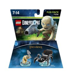 Lego Dimensions Fun Pack - LORDS OF THE RINGS 71218 Gollum il signore degli Anelli