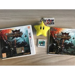 MONSTER HUNTER GENERATIONS per Nintendo 3DS 3DSXL 2DS Usato Garantito italiano