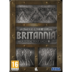 Preordine 19 aprile - TOTAL WAR SAGA THRONES OF BRITANNIA nuovo per PC italiano