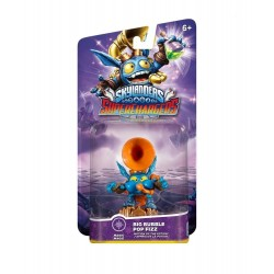 personaggio BIG BUBBLE POP FIZZ per Skylanders SuperChargers Nuovo SUPER CHARGERS