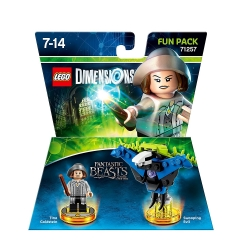 Lego Dimensions Fun Pack - ANIMALI FANTASTICI E DOVE TROVARLI 71257 FANTASTIC BEASTS