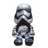 Peluche STAR WARS di CAPTAIN PHASMA DISNEY pupazzo CM. 17