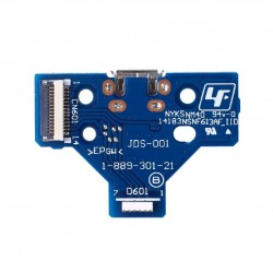 Porta CONNETTORE USB 14 pin JDS001 controller Playstation 4 PS4 JDS-0401board