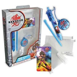 KIT Mini Utility Pack XL Bakugan per Nintendo Dsi XL DSIXL