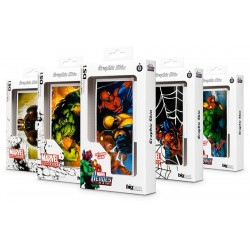 SPIDER MAN Graphic SKIN adesivo per Nintendo DSi MARVEL SPIDERMAN IRON MAN WOLVERINE