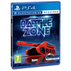 BATTLEZONE VR nuovo Playstation 4 PS4 BATTLE ZONE