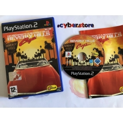 UN PIEDIPIATTI A BEVERLY HILLS Playstation 2 PS2 usato garantito italiano