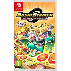 Preordine 8 giugno 2018 - SUSHI STRIKER THE WAY OF SUSHIDO Nintendo SWITCH
