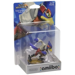 AMIIBO FALCO Super Smash Bros - nuovo Nintendo No. 52