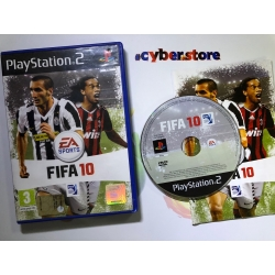 FIFA 10 per Playstation 2 PS2 usato garantito italiano