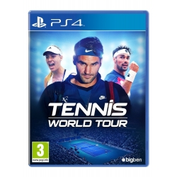 TENNIS WORLD TOUR nuovo per Playstation 4 PS4 italiano