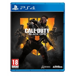 Preordine 12 ottobre 2018 - CALL OF DUTY BLACK OPS 4 nuovo per Playstation 4 PS4
