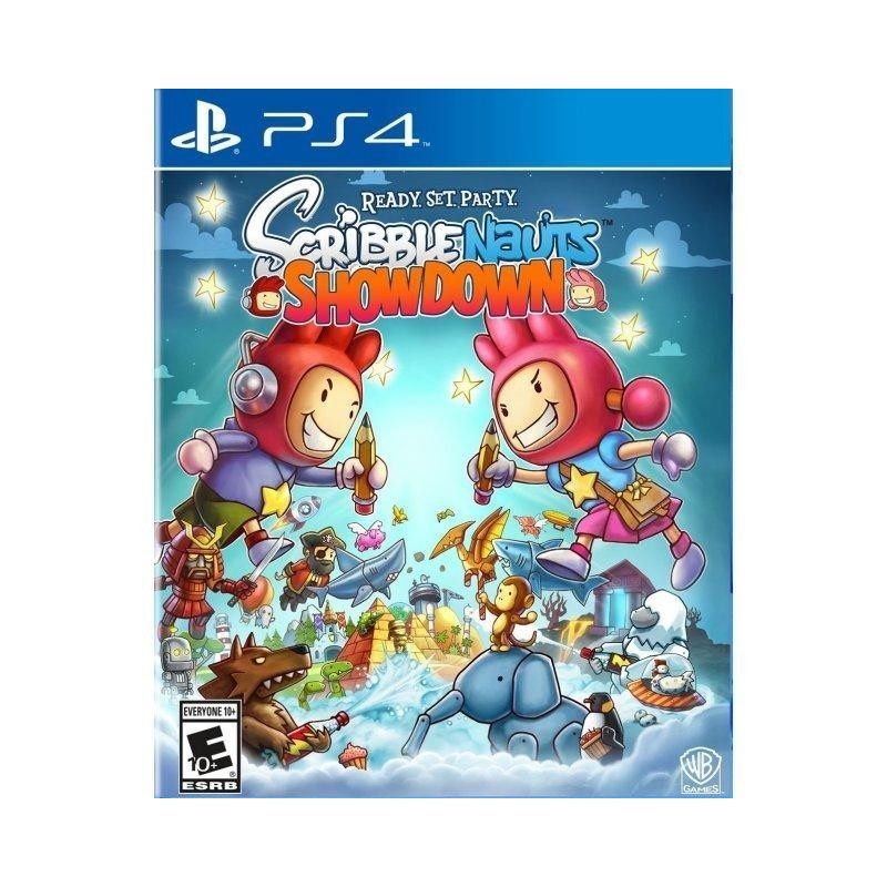 Preordine 8 marzo 2018 - SCRIBBLENAUTS SHOWDOWN per Playstation 4 PS4
