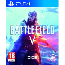 Preordine 19 ottobre 2018 - BATTLEFIELD V 5 Playstation 4 PS4