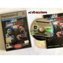 WWE SMACKDOWN VS RAW 2006 Playstation 2 PS2 pl italiano
