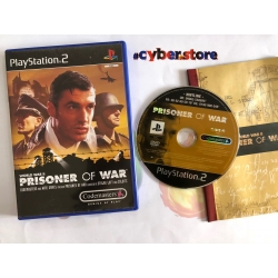 PRISONER OF WAR per Playstation 2 PS2 usato garantito italiano