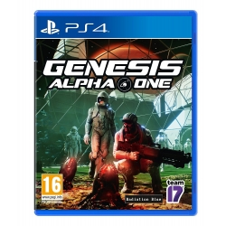 Preordine 31 luglio 2018 - GENESIS ALPHA ONE per Playstation 4 PS4