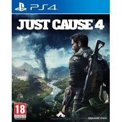 Preordine 4 dicembre 2018 - JUST CAUSE 4 per Playstation 4 PS4