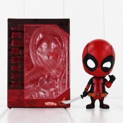 Action Figure DEADPOOL - Cosbaby Bubble Head COSB219