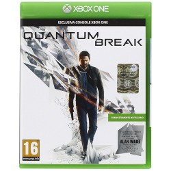nuovo QUANTUM BREAK per XBOX ONE xboxone garantito italiano MINE CRAFT