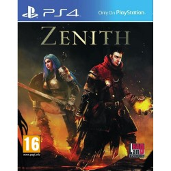 ZENITH per Sony Playstation 4 PS4 nuovo