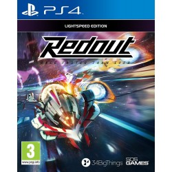 REDOUT LIGHTSPEED EDITION per Playstation 4 PS4 italiano