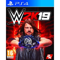 Preordine 9 ottobre 2018 - WWE 2K19 per Playstation 4 PS4