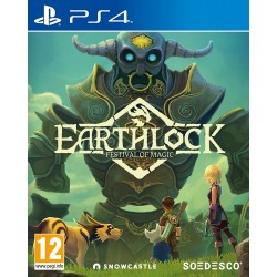 EARTHLOCK FESTIVAL OF MAGIC Playstation 4 PS4