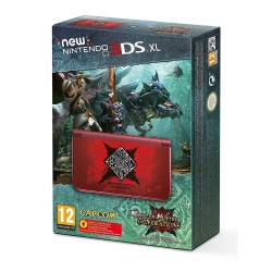 Console NEW NINTENDO 3DS XL Limited Edition Monster Hunter Generations 3DSXL