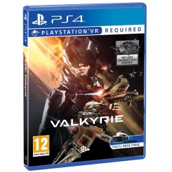 EVE VALKYRIE VR nuovo per Playstation 4 PS4