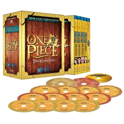 ONE PIECE Film Collection - Cofanetto Blu-Ray Edizione Limitata BLURAY