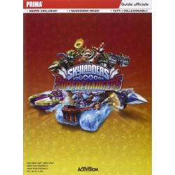 SKYLANDERS SUPERCHARGERS GUIDA STRATEGICA UFFICIALE COMPLETA