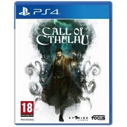 Preordine 30 ottobre 2018 - CALL OF CTHULHU per Playstation 4 PS4